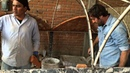 Aprendiendo a construir bóvedas de canto