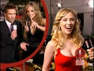 Scarlett Johansson Golden Globes 2006 #1 HQ
