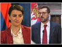 Skuptšina - Nogo ipak bio u pravu? Brnabić potpisala naseljavanje migranata u Srbiju?