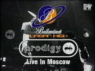 Документальная передача MTV о The Prodigy и «Ballantine's Urban High» (27 сентября 1997) (Rus Subs)
