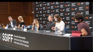 Press Conference ''PASSION SIMPLE'' (O.S) - 2020