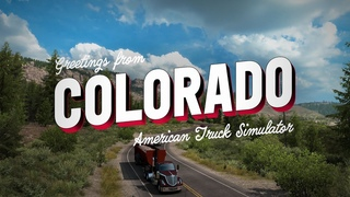 American Truck Simulator - Colorado DLC