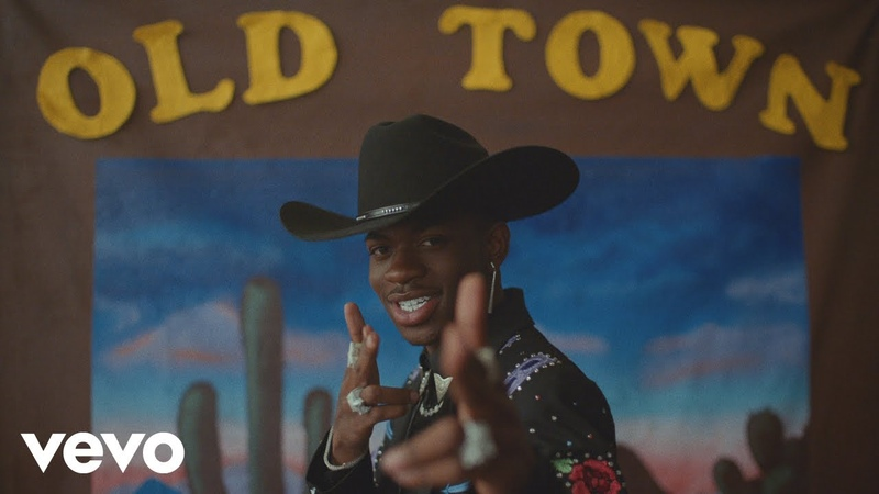 Lil Nas X Old Town Road Official Video ft Billy Ray Cyrus