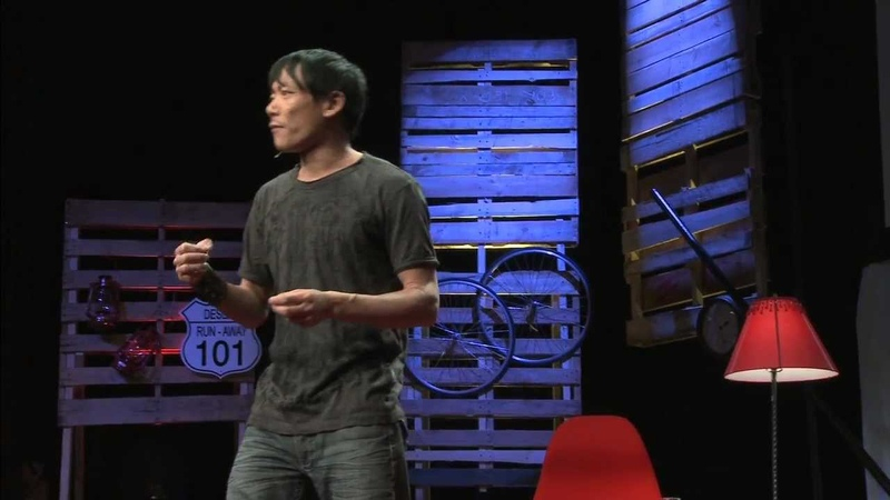 Transformational festivals Jeet Kei Leung at TEDxVancouver