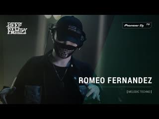 ROMEO FERNANDEZ [ melodic techno ]  Pioneer DJ TV | Moscow