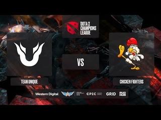 Team Unique vs Chicken Fighters, D2CL 2021 Season 2, bo3, game 2 [Crystal & Smile]
