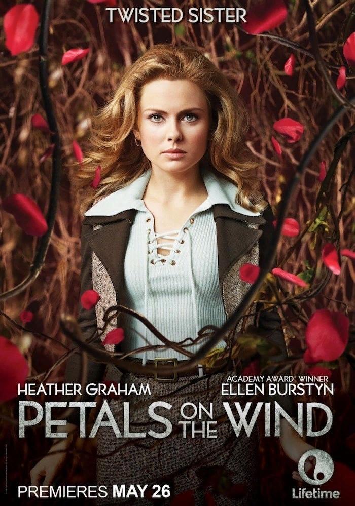 Лепестки на ветру / Petals on the Wind