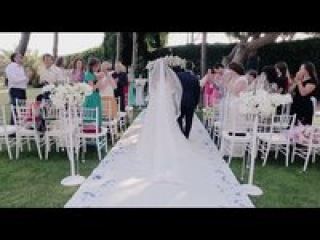 Russian wedding in Turkey {Vitali and Nelly}