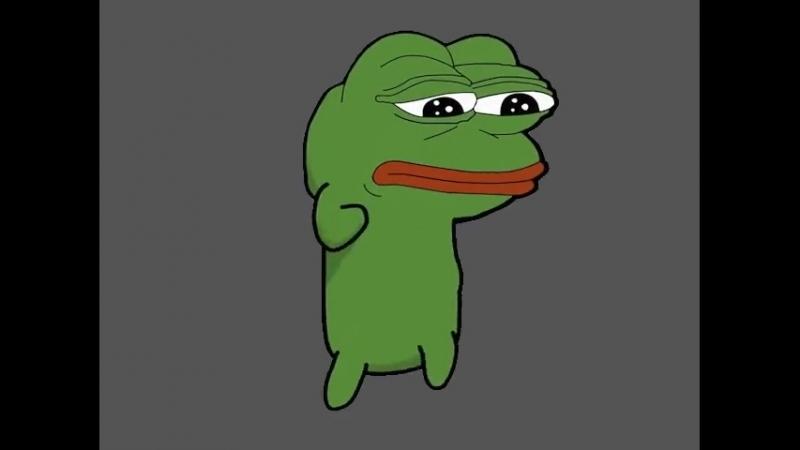 Pepe frog хуле