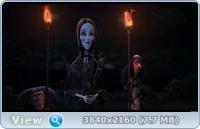 Семейка Аддамс / The Addams Family (2019) | UltraHD 4K 2160p