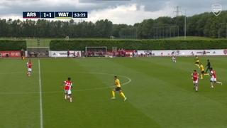 Albert Sambi Lokonga vs Watford (H) | Arsenal Pre-Season 21/22