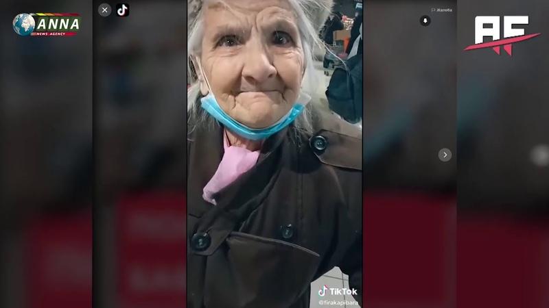 Бабушка с половиной картофелины