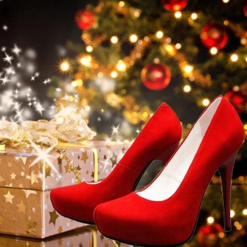 картинки с обувью к новому году этого