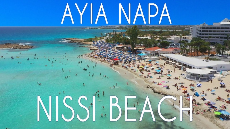 All Ayia Napa Beaches Drone Review Cyprus