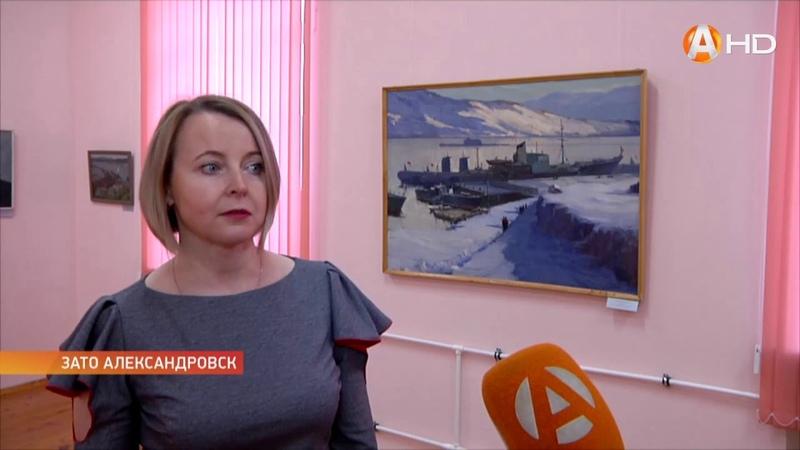 Художественная летопись Севера в необычных картинах нашего соотечественника Василия Баранова