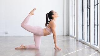 Uplifted Morning Yoga Flow - Briohny Smyth