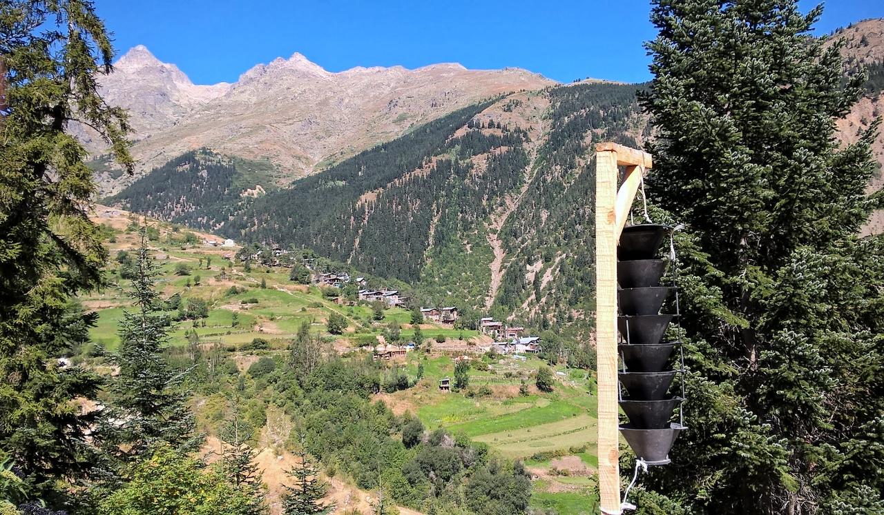 село Озгювен и водопад Джиро