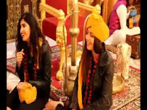'Yaar Na Miley' fame singer Jasmine Sandlas at Virasat Restaurant Jaipur