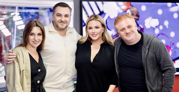 Анна Семенович стала гостьей утреннего шоу «Русские Перцы» на «Русском Радио» - Новости радио OnAir.ru