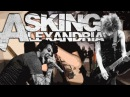 Asking Alexandria A Candlelit Dinner With Inamorta Guitar Cover