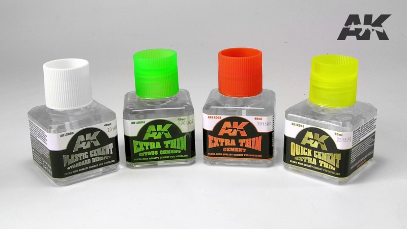 Liquid Cement Standard Extra Thin Quick ENG AK Interactive