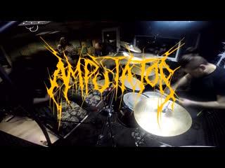 Amputator - Destroy it Fest 16/03/19