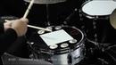 Big Fat Snare Drum - Medford Square w/ White Copper