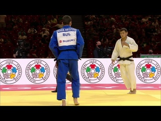 73 келі: Аңсарбек Ғайнуллин (KAZ) vs. Mark Hristov (BUL)