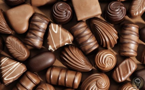 12 причин полюбить шоколад
