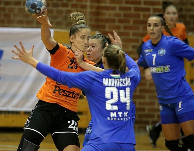 Женские топ-лиги. Обстоятельные датчане — не в пример растерявшимся венграм, изображение №1