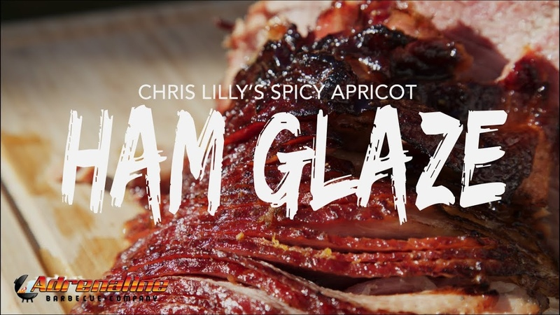 Chris Lilly's Spicy Apricot Glaze Ham Glaze Recipe Apricot Ham Glaze