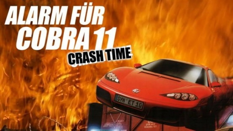 Alarm For Cobra 11 Crash Time Прохождение на русском 🎮 Спецотряд Кобра 11 дорожная полиция