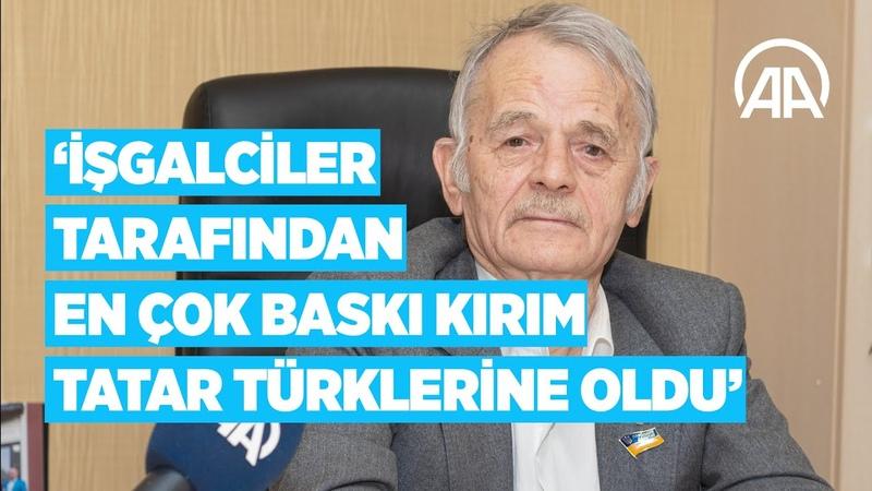 Mustafa Abdülcemil Kırımoğlu İşgalciler tarafından en çok baskı Kırım Tatar Türklerine oldu