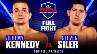 Full Fight | Jeremy Kennedy vs Steven Siler | PFL 5, 2019
