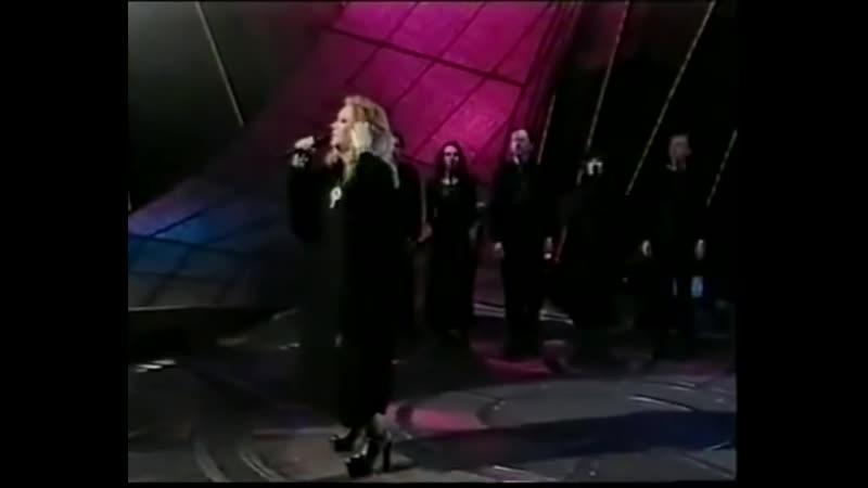 Алла Пугачева Примадонна репетиция Евровидение 1997 г