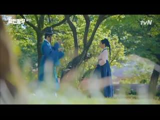 CUT —  Вырезка с Ёнджэ из 4-го эпизода дорамы «Королева Чорин»
