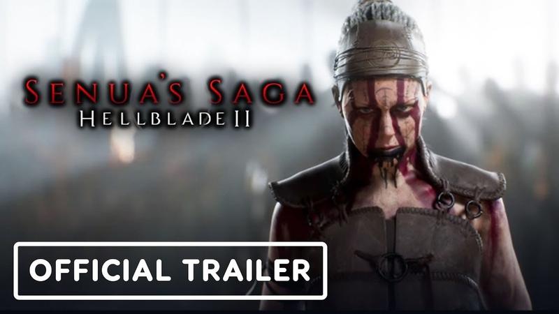Senuas Saga Hellblade 2 - Official Reveal Trailer | The Game Awards 2019