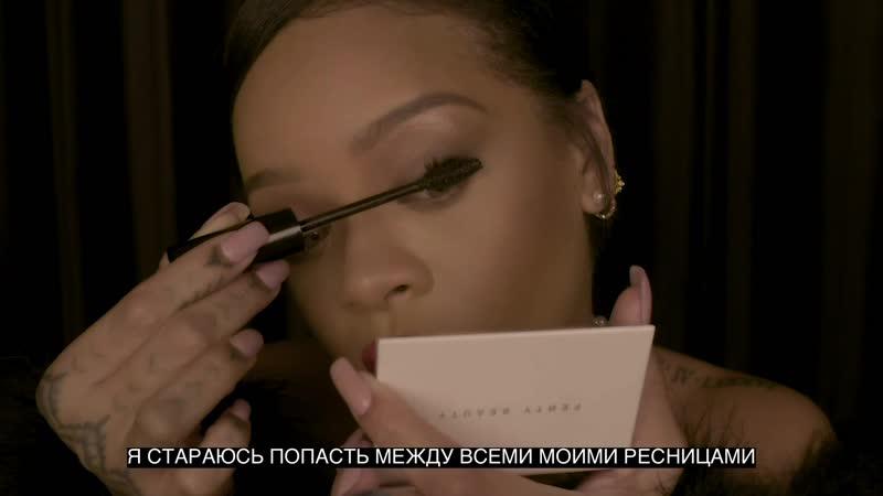 @badgalriri про тушь Full Frontal Volume Lift Curl Mascara от @fentybeauty