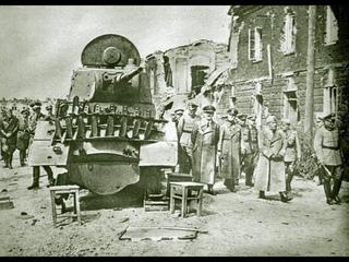 Это было первое отступление немцев  Что произошло утром 22 июня 1941 в Бресте