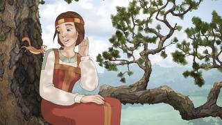Сказ о Петре и Февронии, 2017, мультфильм