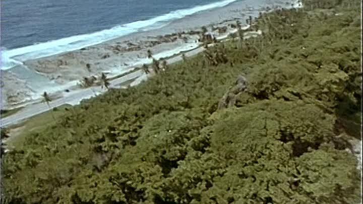 Науру - Каменная планета. 1991. ( Одиссея Жака Кусто ).