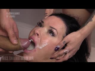 Veronica Avluv - Premium Bukkake 1 - cam 1 - Bukkake 61 Loads - best, Anal, Milf Squirt BDSM Gape Bondage Big Tits Hardcore