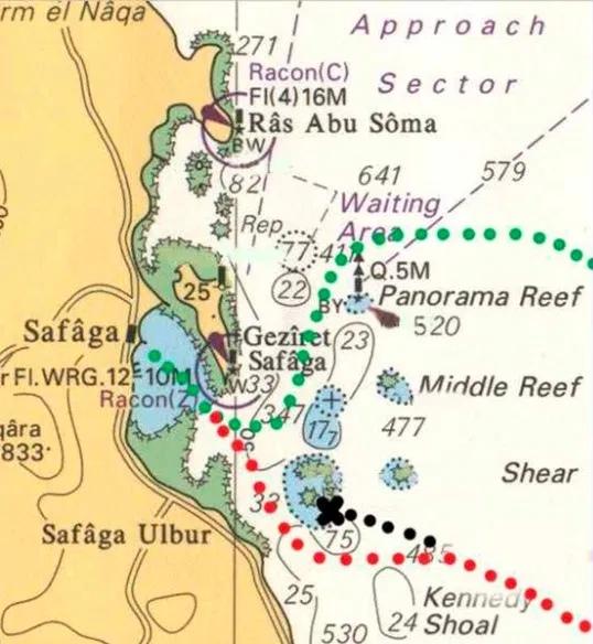 Лихой паромщик. Красное море (Египет), 15 декабря 1991 года. Если вы бывали в Египте, то знаете, что ПДД на улицах крупных туристических муравейников всего лишь условность. На море творится