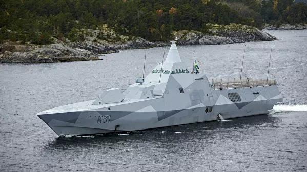 """СМИ: ВМС Швеции охотились на """"российскую подлодку"""" из-за сигнала от сломанного метеобуя"""