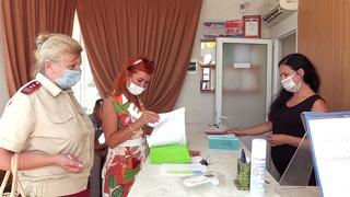 Организация работы  черноморских баз отдыха  в условиях режима повышенной готовности