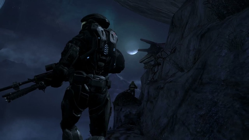 Halo The Master Chief Collection Сумерки