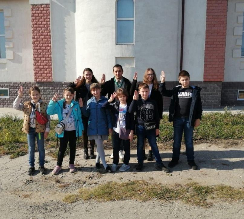 В  г. Рязань формируется первый в регионе отряд юных разведчиков