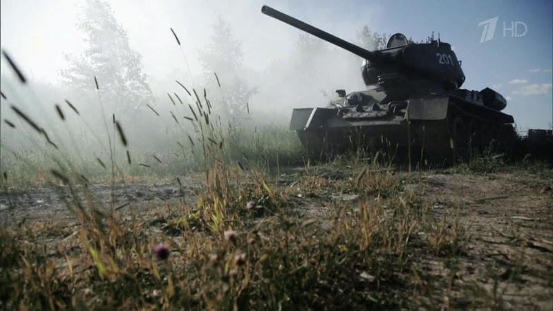 Курская битва И плавилась броня Документальный фильм