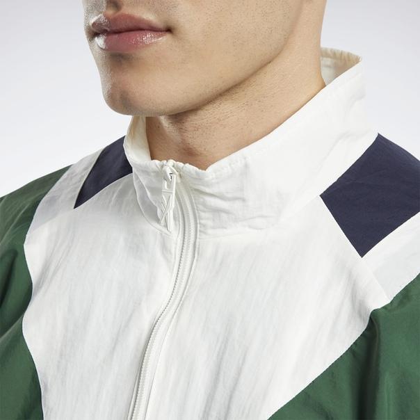 Спортивная куртка Classics Twin Vector image 5