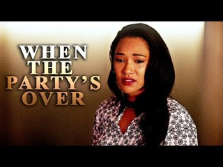 Iris West-Allen ✗ when the party's over